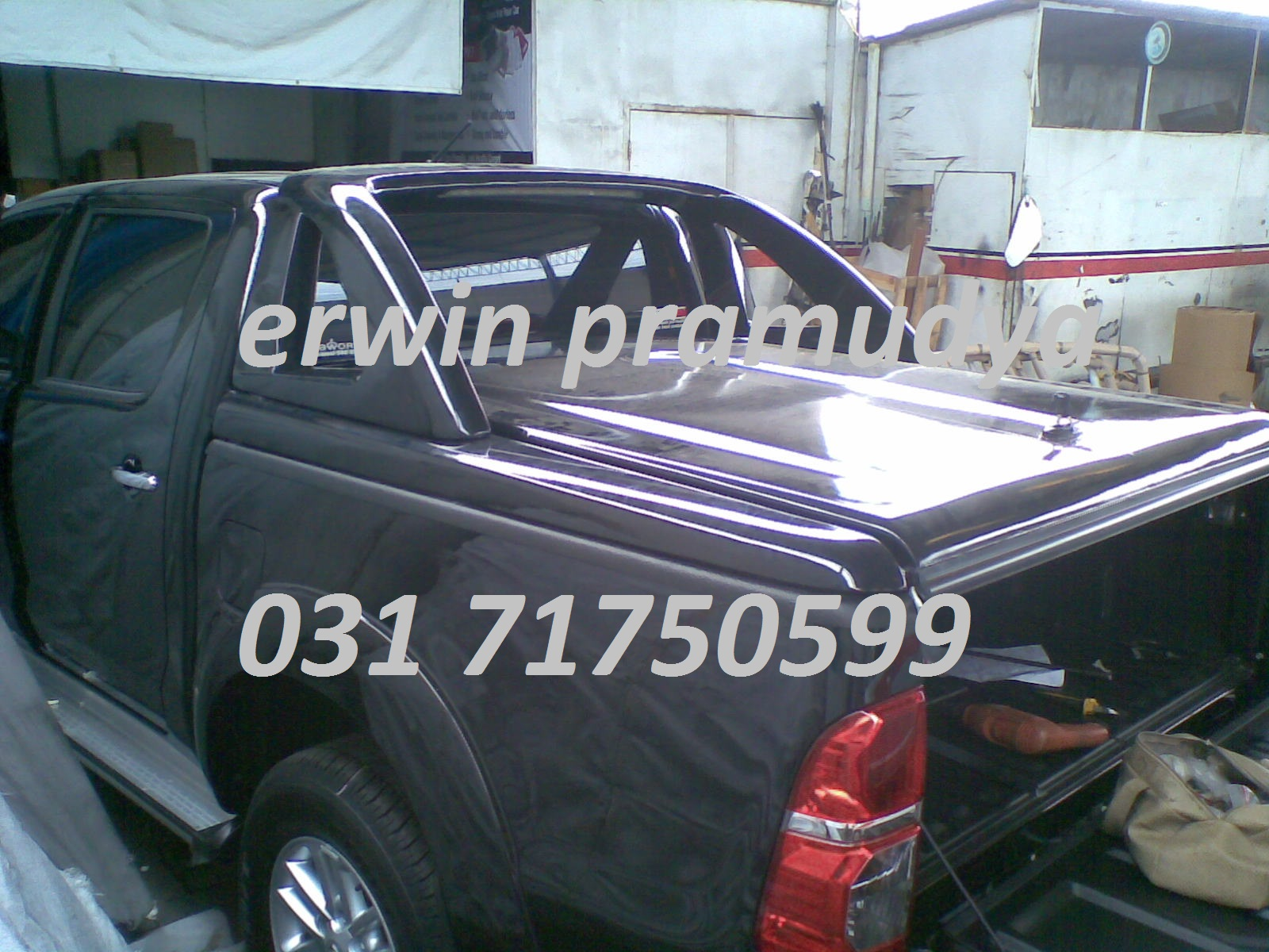 Roof Rail Grand New Avanza Veloz Warna Accessories Mobil Surabaya 3m Auto Film