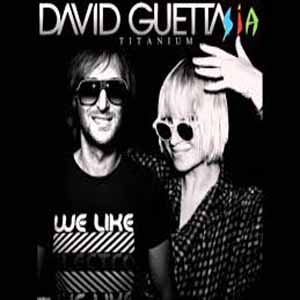 Download MP3 DAVID GUETTA feat SIA - Titanium