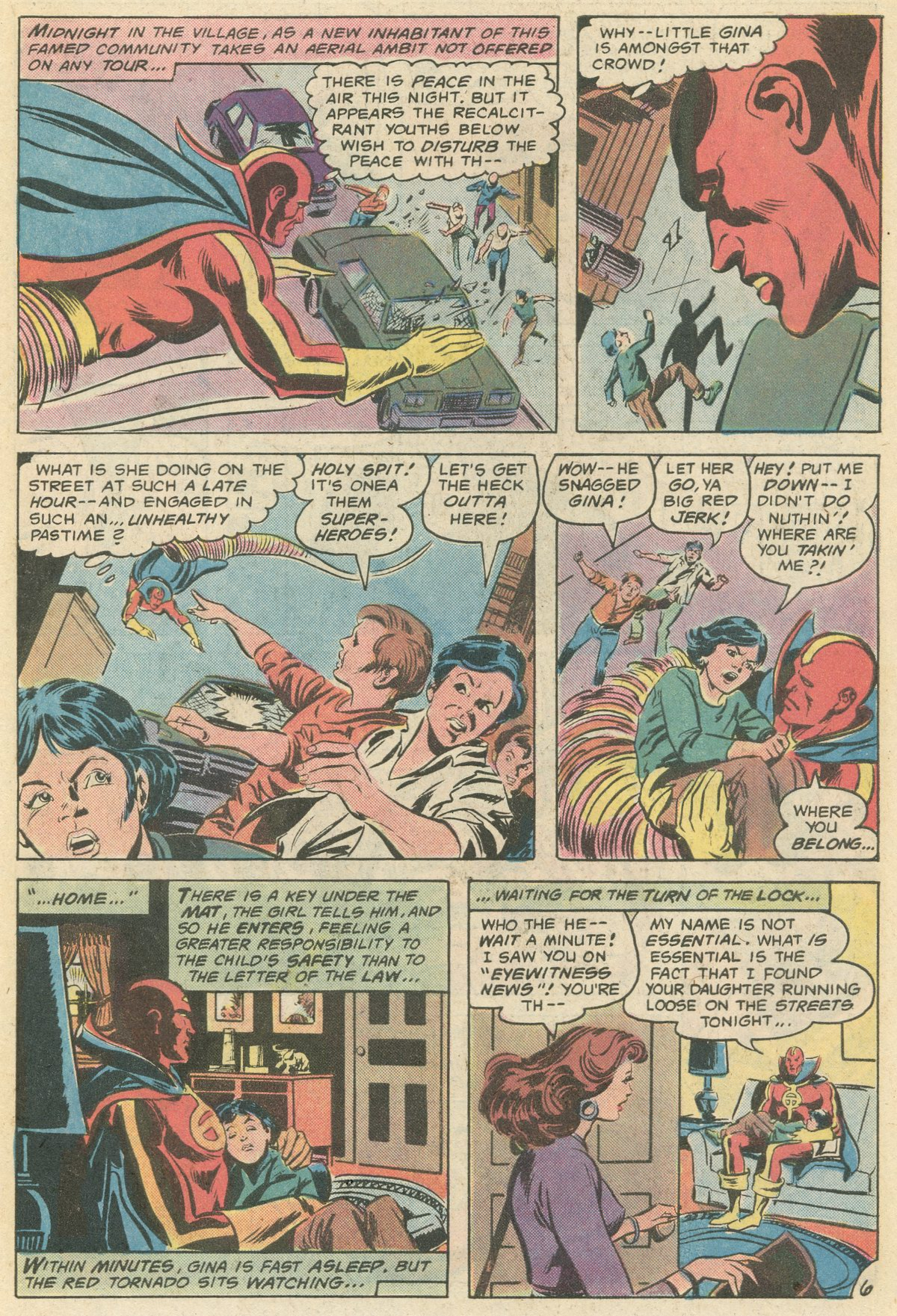 Read online World's Finest Comics comic -  Issue #266 - 31