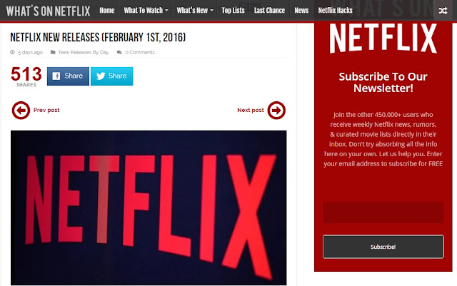 Tips dan tutorial tonton Netflix