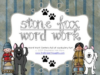 https://www.teacherspayteachers.com/Product/Word-Work-Centers-Stone-Fox-1246401