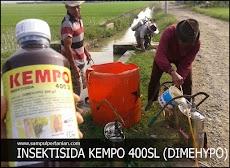 INSEKTISIDA KEMPO 400SL Bahan aktif DIMEHYPO