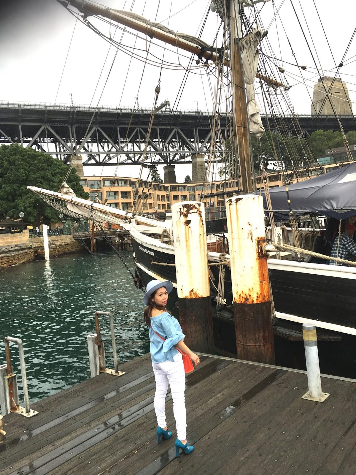 Sydney Swan