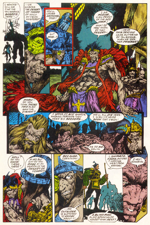 Read online Conan the Adventurer comic -  Issue #11 - 19