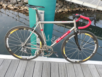 Made in Italy - Roadbike Titanium