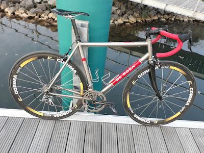 Made in Italy - Roadbike Titanium