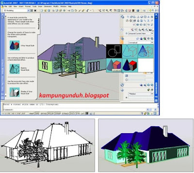 Auto Cad 2007 Full Version