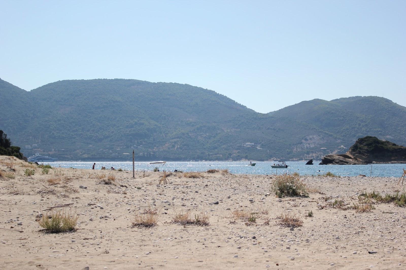Georgie Minter-Brown blogger actress travel zante tsilivi holiday photo diary sea beach relax boat marathonissi turtle island