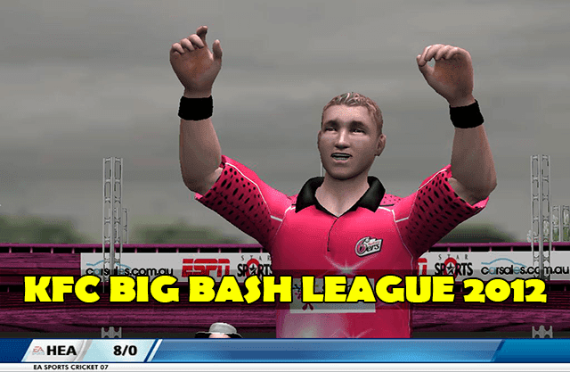 Big bash league latest patch