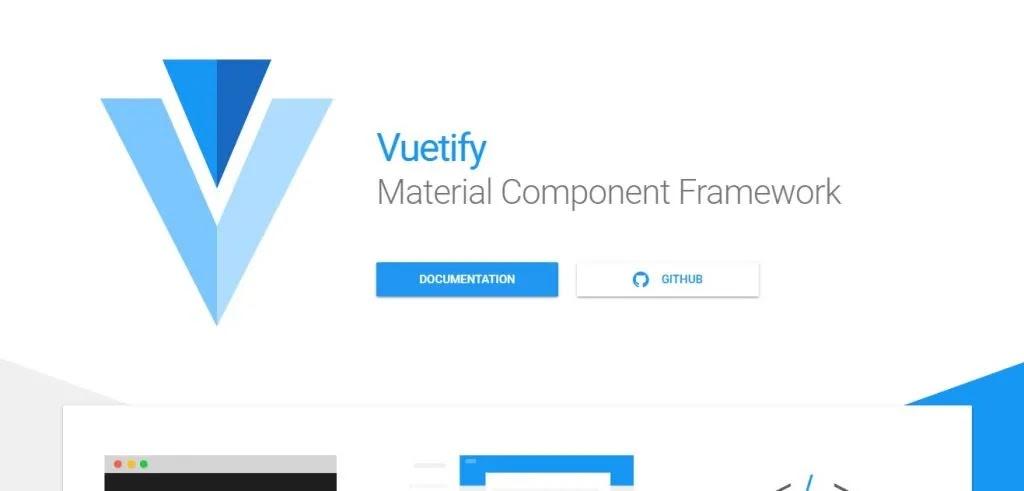 Vuetify Framework Css