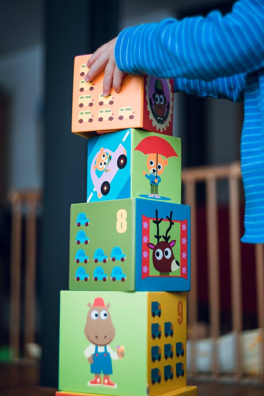 فوائد الألعاب للأطفال