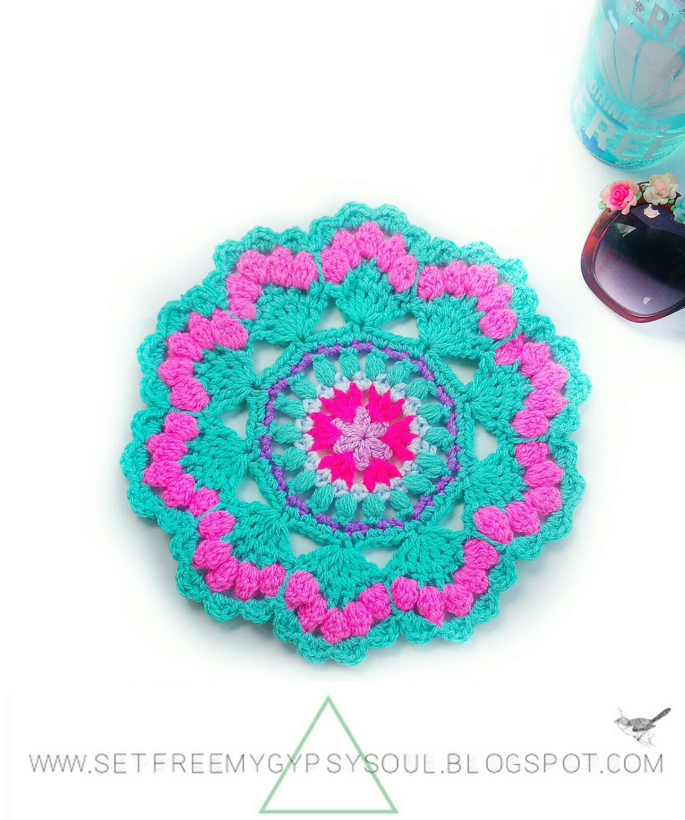 Set Free My Gypsy Soul A Crochet Craft Blog July 2016