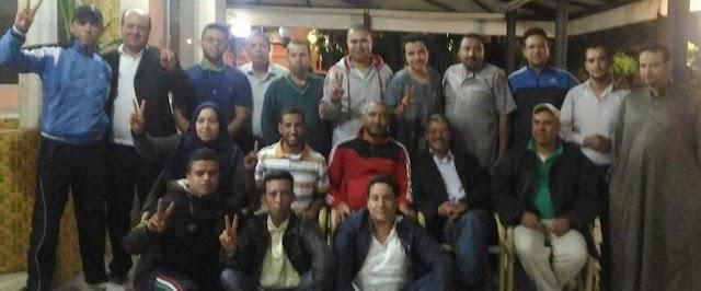 هيئات سياسية و حقوقية ببرشيد تدعو لوقفة احتجاجية ليلة الثلاثاء تضامنا مع معتقلي حراك الريف