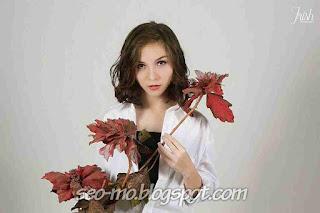 Foto Model Elina Magdalena Joerg Terbaru