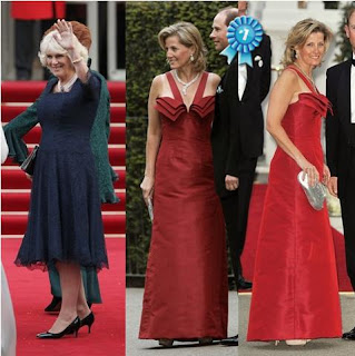 Royal Fashion Awards The Pre Wedding Dinner Myroyals Blog