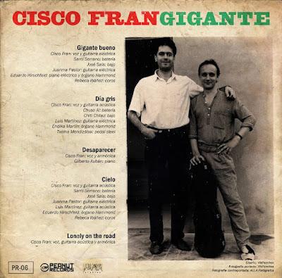 CISCO FRAN - Gigante 3