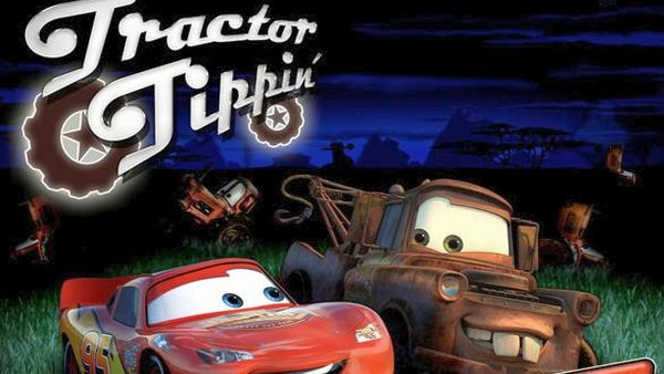 Play Cars Tractor Tipping game
