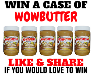 Enter to WIN a Case of Wowbutter