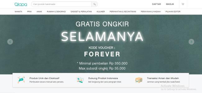 Qlapa Official Website