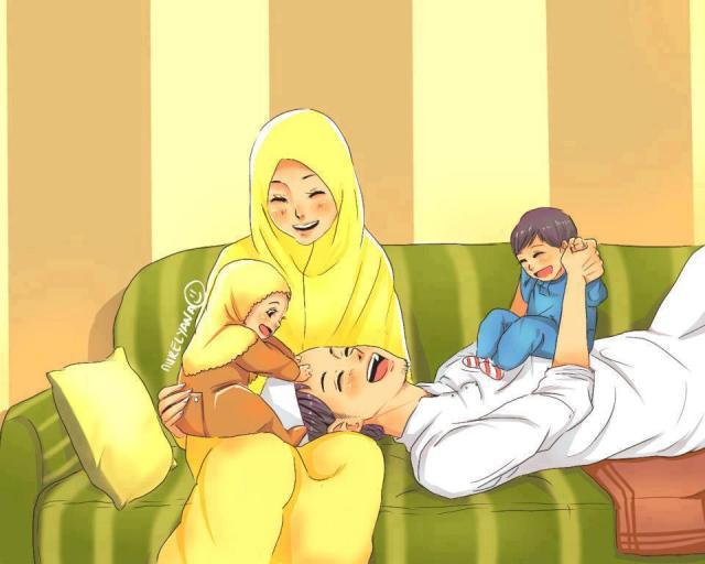 apa kaitan isteri dengan rezeki suami mia liana