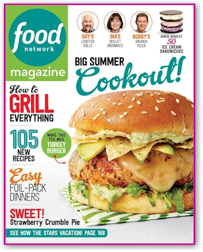 Daily Cheapskate: LOWEST PRICE: Food Network magazine for