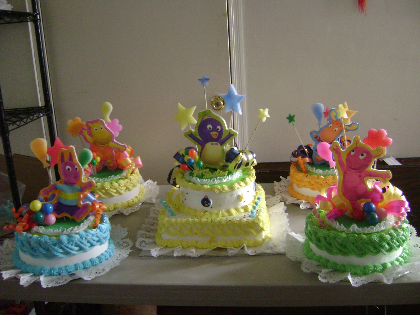 Yolandas Specialty Cakes
