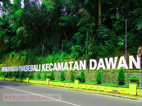 Inilah 19 Desa Wisata Di Klungkung Bali Tahun 2018