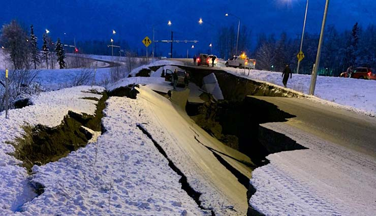 Ο ερευνητής που πρόβλεψε τον σεισμό της Αλάσκας προειδοποιεί ότι θα υπάρξει μεγαλύτερος τις επόμενες εβδομάδες