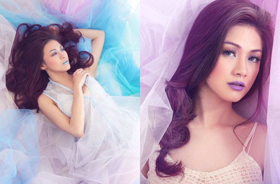 Nwe Darlin Htun MODA Magazine Beauty Photoshoot