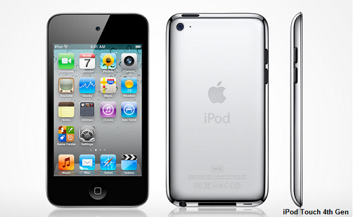 Apple iPod Touch 4th Gen price, features and specs