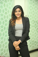 Actress Eesha Looks gorgeous in Blazer and T Shirt at Ami Tumi success meet ~  Exclusive 011.JPG
