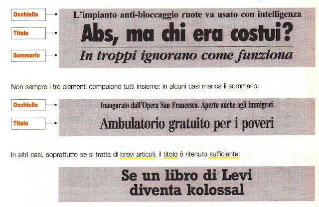 2 Titolo Giornalismo Silvana Calabrese