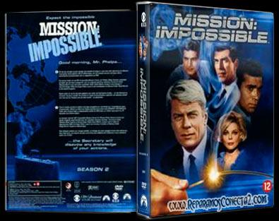 Mision Imposible Serie de Tv [1966] español de España megaupload 2 links, 'cine clasico'
