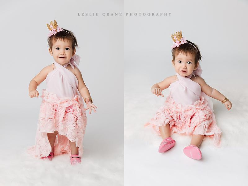 Leslie Crane Photography: Happy First Birthday {Baby