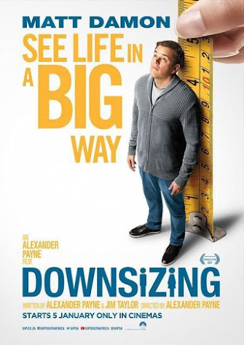 Downsizing (BRRip 720p Dual Latino / Ingles) (2017)