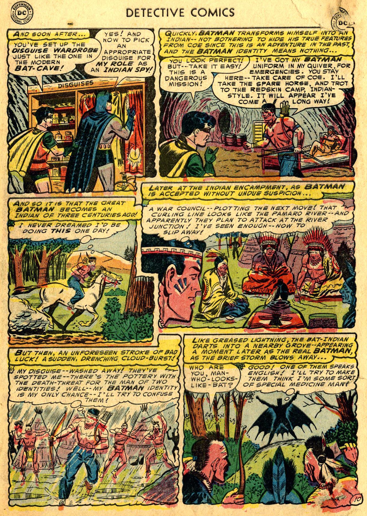 Read online Detective Comics (1937) comic -  Issue #205 - 12