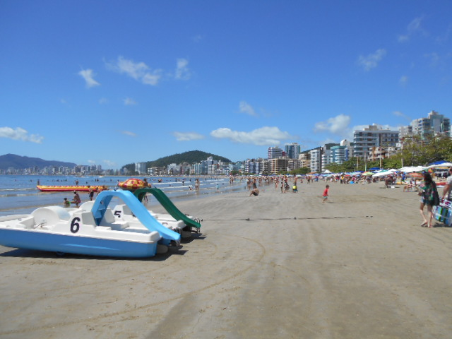 Praia do Centro Itapema