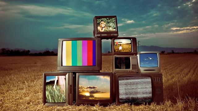 تاريخ التلفزيون الملون