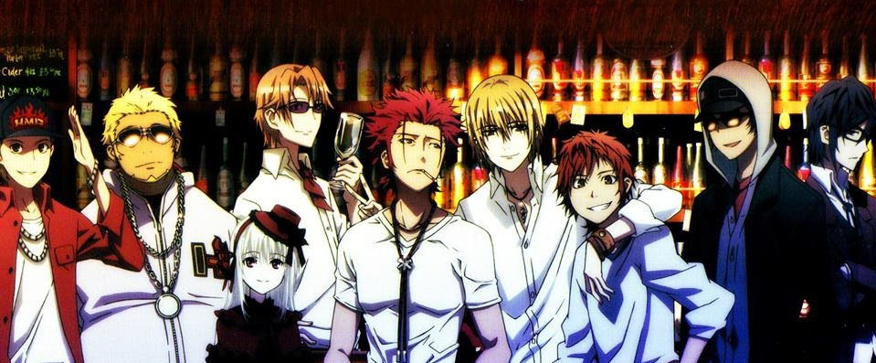 K-Project Episodes Arabic