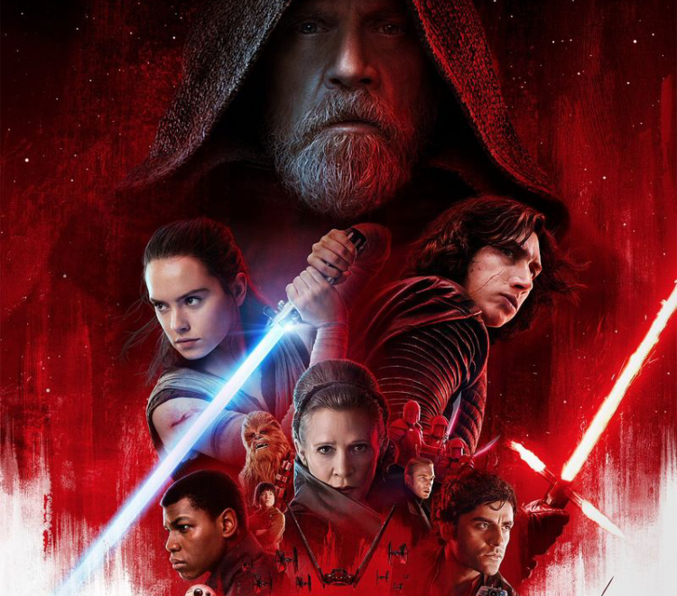 Star Wars The Last Jedi Trailer Poster