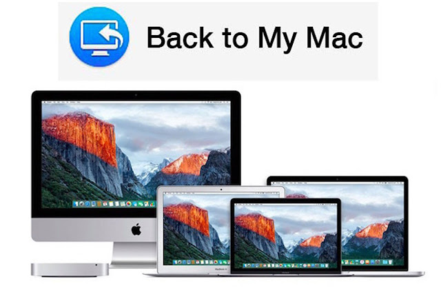 Back to My Mac not available on macOS Mojave