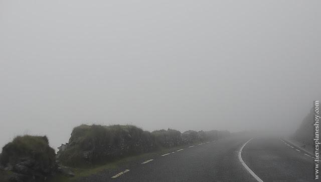 Connor Pass Irlanda Condado de Kerry