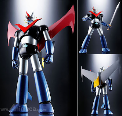Figura Great Mazinger D.C. (Gran Mazinger) GX-73 Soul of Chogokin