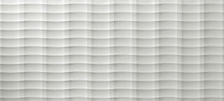White body wall tiles 3D Wall Design Plot White