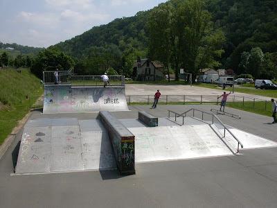 skatepark Perigueux