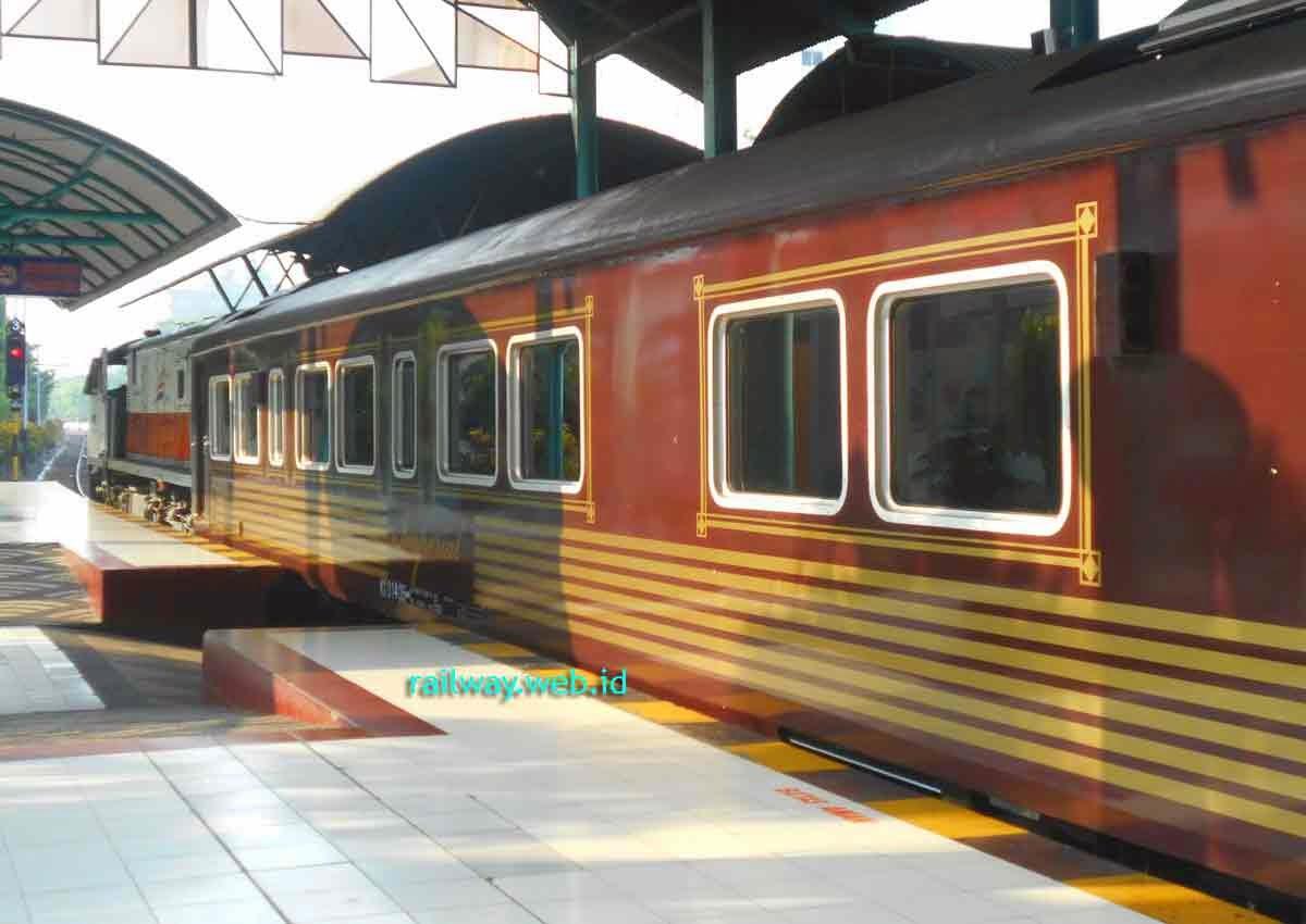 Promo Tiket Kereta Api Imlek  2015