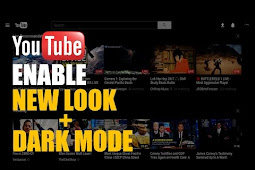 How to Enable New Look and Dark Mode on YouTube