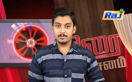 Thirai Vimarsanam – Annadurai & Kodiveeran reviews | Raj TV