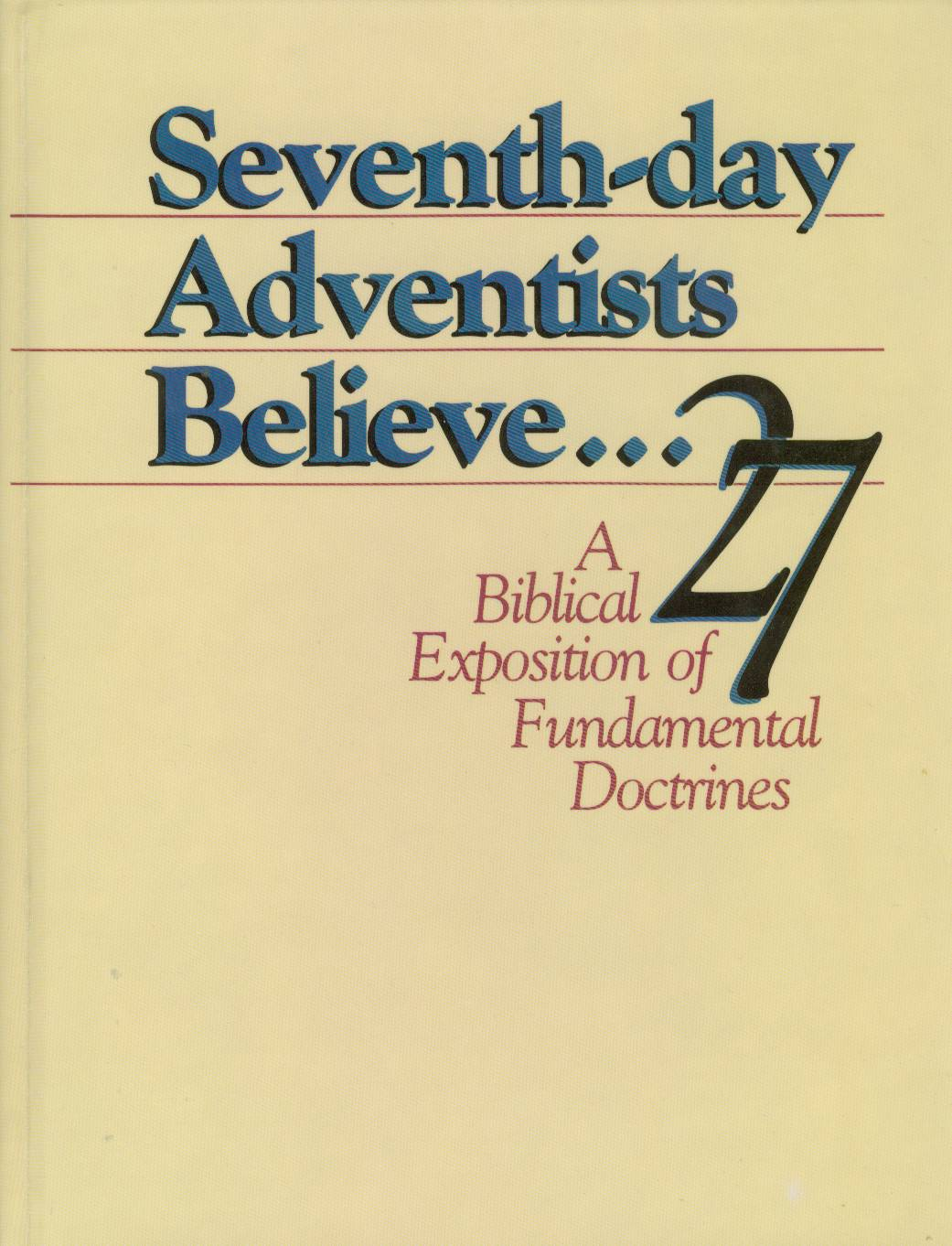 what is the seventh day adventist