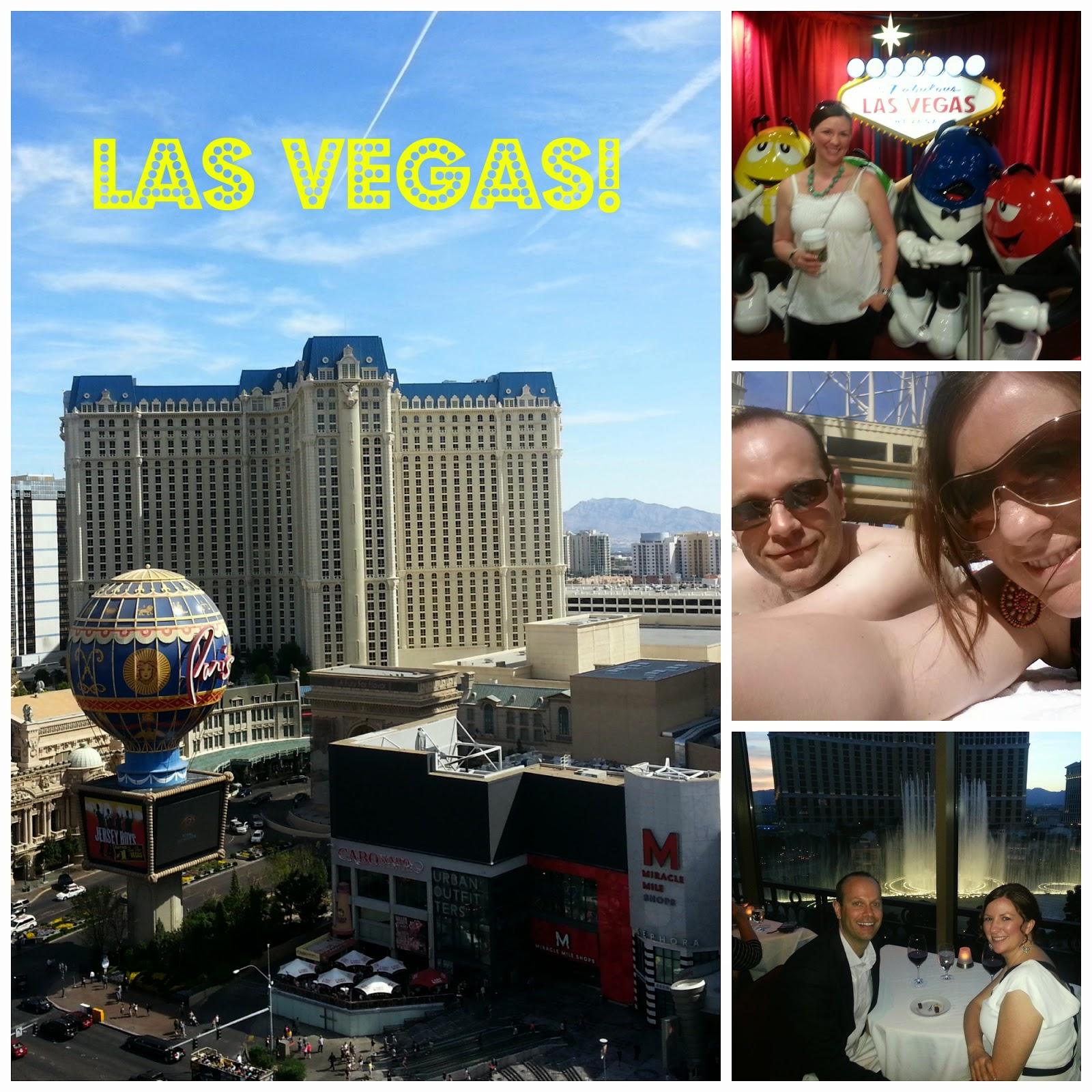 Bringing Sexy Back: Las Vegas Trip